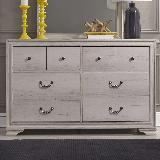 Liberty Furniture | Bedroom 6 Drawer Dressers in Richmond,VA 17163