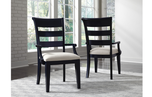 Legacy Classic Furniture | Dining Ladder Back Arm Chairs in Richmond Virginia 170