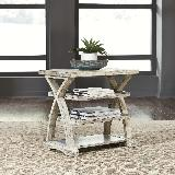 Liberty Furniture | Occasional Shelf End Table in Richmond,VA 17016