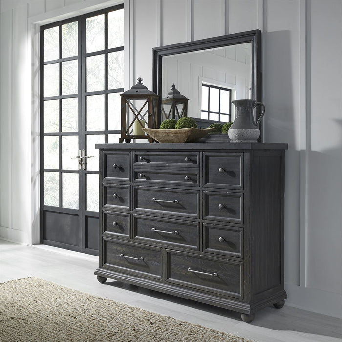Liberty Furniture | Bedroom Queen Panel 5 Piece Bedroom Sets in Pennsylvania 2737