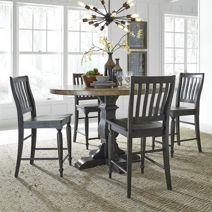 Liberty Furniture | Dining 5 Piece Gathering Table Set in Southern Maryland, MD 7775