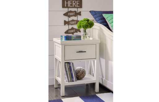 Legacy Classic Furniture | Youth Bedroom Open Night Stand in Richmond,VA 14102