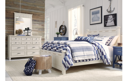 Legacy Classic Furniture | Youth Bedroom Low Post Bed Queen 3 Piece Bedroom Set in Winchester, VA 14131