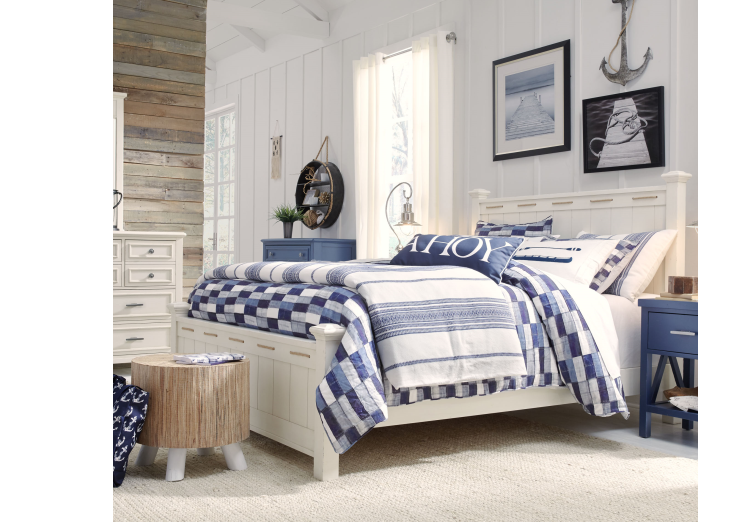 Legacy Classic Furniture | Youth Bedroom Low Post Bed Queen in Richmond,VA 14129