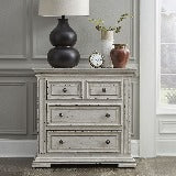 Liberty Furniture | Bedroom Bedside Chest w/ Charging Station in Winchester, VA 18240