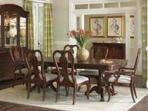 Legacy Classic Furniture | Dining Leg Table 7 Piece Set in Frederick, Maryland 4657