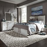 Liberty Furniture | Bedroom King Storage Bed 3 Piece Bedroom Set in New Jersey, NJ 18802
