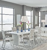 Liberty Furniture | Casual Dining 7 Piece Trestle Table Set in Pennsylvania 18362