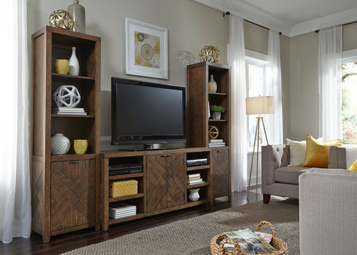 Liberty Furniture | Entertainment Center with Piers in Baltimore, Maryland 2105