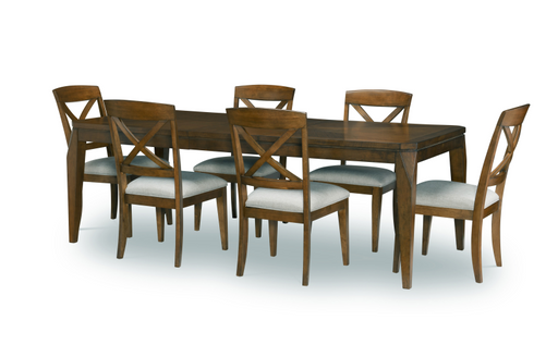 Legacy Classic Furniture | Dining Rectangular Leg Table 7 Piece Set in Annapolis, MD 13874