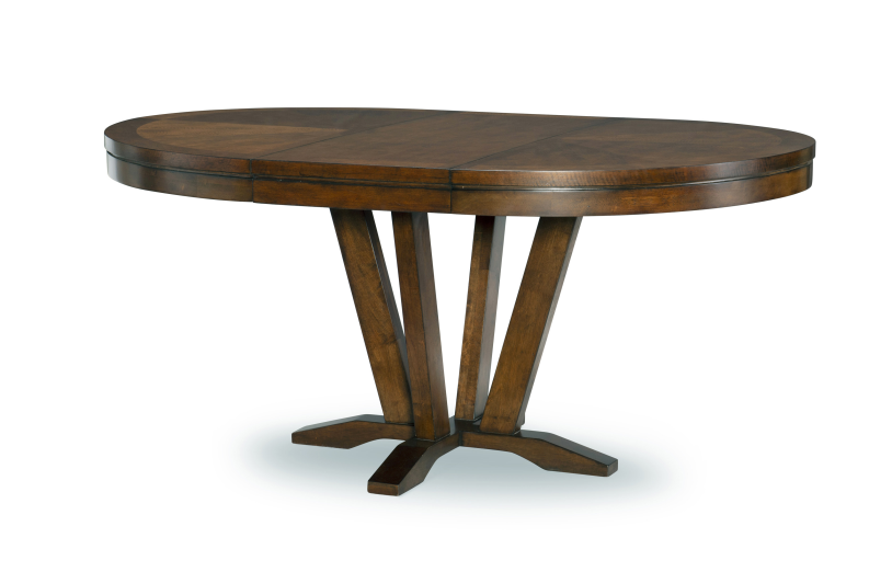 Legacy Classic Furniture | Dining Round To Oval Pedestal Table 7 Piece Set in Annapolis, MD 13869