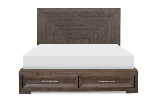 Legacy Classic Furniture | Bedroom Panel Bed w/ Storage Footboard Queen in Baltimore, MD 12127