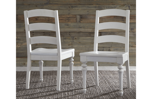 Legacy Classic Furniture | Dining Ladder Back Side Chairs in Richmond Virginia 334