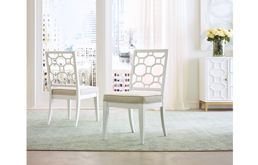 Legacy Classic Furniture | Dining Lattice Back Side Chairs in Richmond Virginia 240