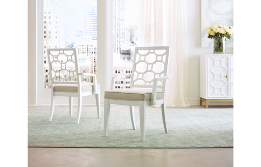 Legacy Classic Furniture | Dining Lattice Back Arm Chairs in Richmond Virginia 235