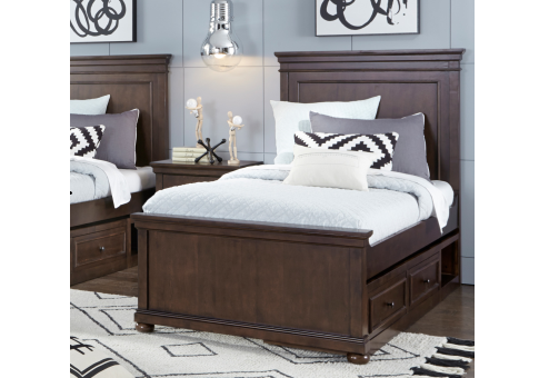 Legacy Classic Furniture | Youth Bedroom Complete Panel Bed Full 3 Piece Bedroom Set in Lynchburg, VA 13905