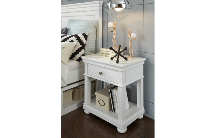 Legacy Classic Furniture | Youth Bedroom Open Night Stand in Richmond,VA 13955