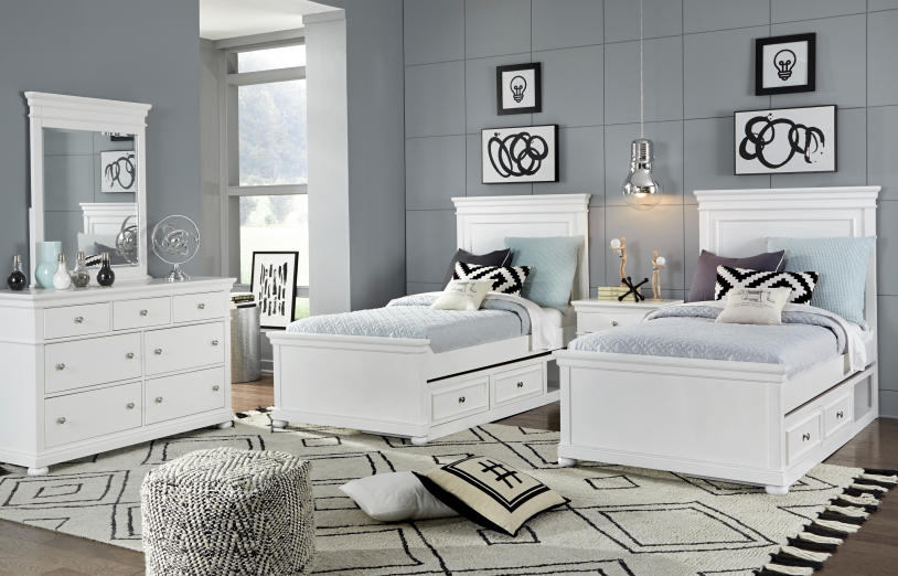 Legacy Classic Furniture | Bedroom Underbed Storage Unit in Richmond,VA 13967