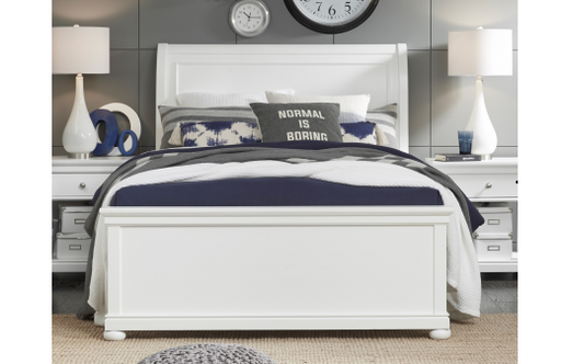 Legacy Classic Furniture | Youth Bedroom Complete Sleigh Bed Queen in Richmond,VA 14000