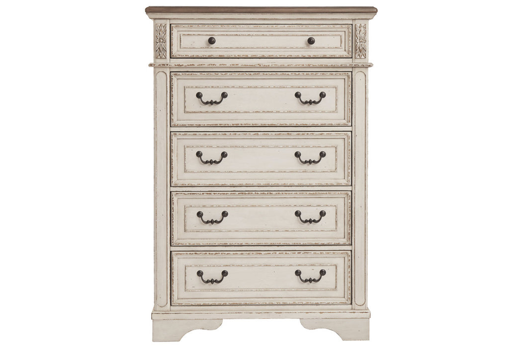 Ashley Furniture | Bedroom CA King Uph Panel 5 Piece Bedroom Set in New Jersey, NJ 8150