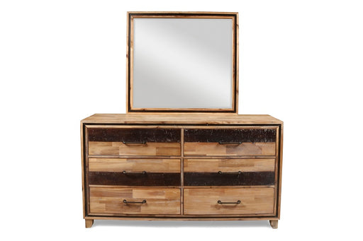Boone Bedroom Dresser & Mirror