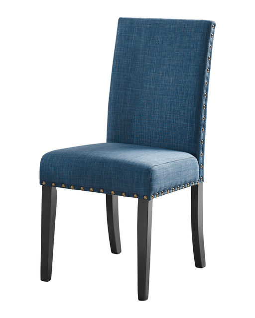 New Classic Furniture | Dining Chair-Marine Blue in Richmond,VA 6027