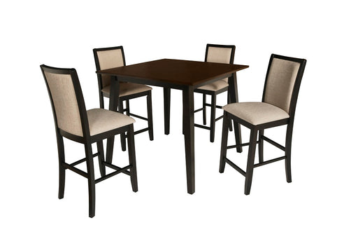 New Classic Furniture | Dining Counter Table 5 Piece Set in Winchester, Virginia 679