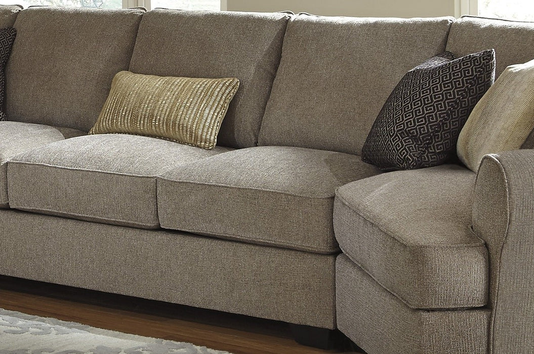 Ashley Furniture | Living Room Armless Loveseat in Richmond Virginia 7423