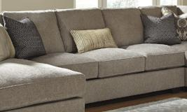 Ashley Furniture | Living Room Armless Sofa in  Richmond,VA 7428