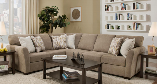 Lane Furniture | Living Sectional in 144