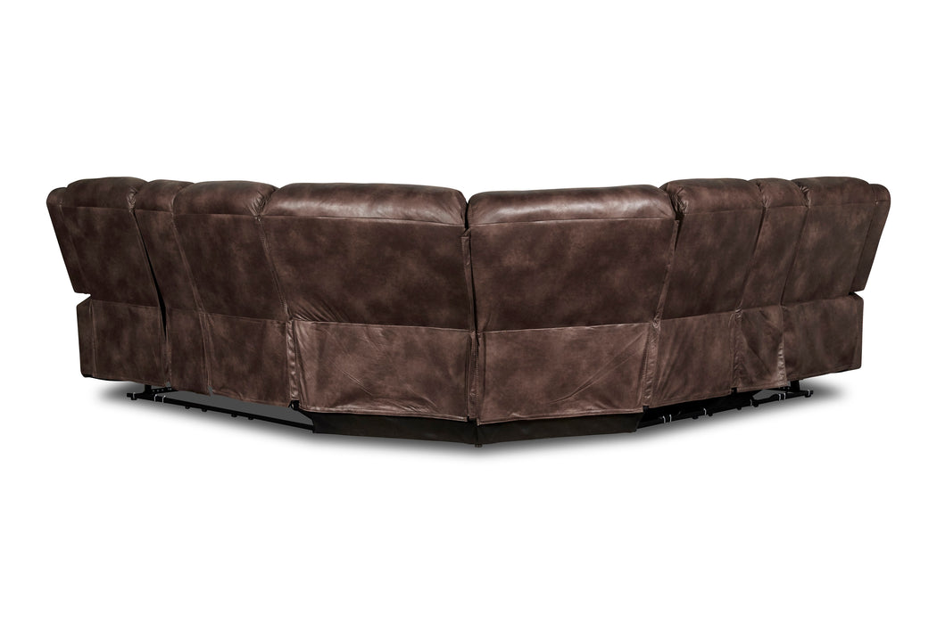 New Classic Furniture | Living Recliner Sectional in Washington D.C, Maryland 6155