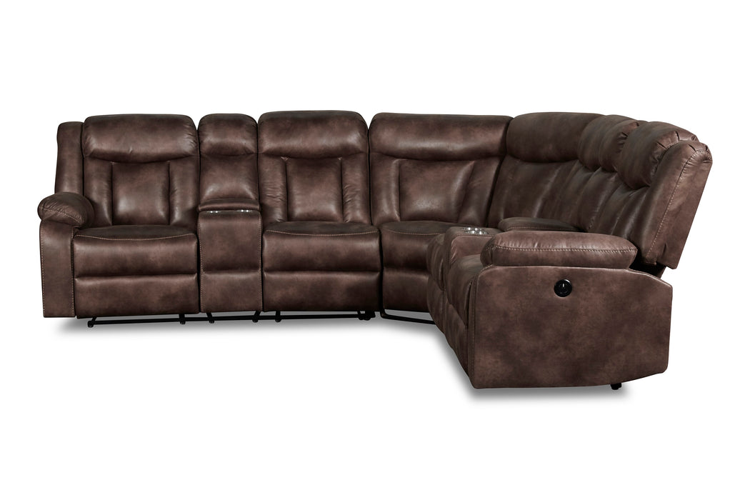 New Classic Furniture | Living Recliner Sectional in Washington D.C, Maryland 6151
