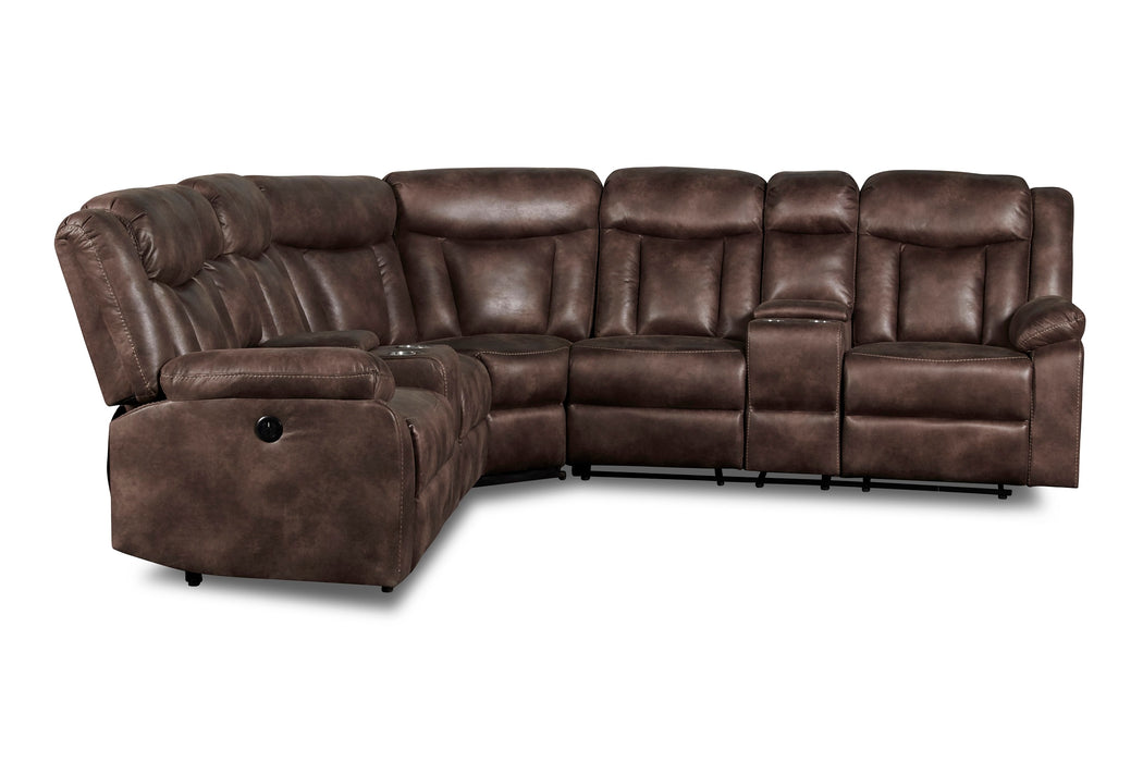 New Classic Furniture | Living Recliner Sectional in Washington D.C, Maryland 6154