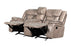 New Classic Furniture | Living Recliner Glider Console Loveseat w/ Dual Recliners in Richmond,VA 6057