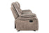 New Classic Furniture | Living Recliner Glider Console Loveseat w/ Dual Recliners in Richmond,VA 6061