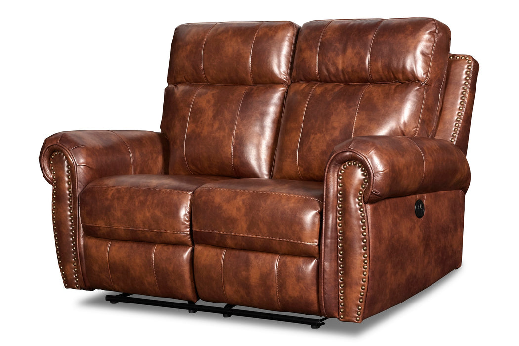New Classic Furniture | Living Recliner Power 2 Piece Set in Pennsylvania 6143