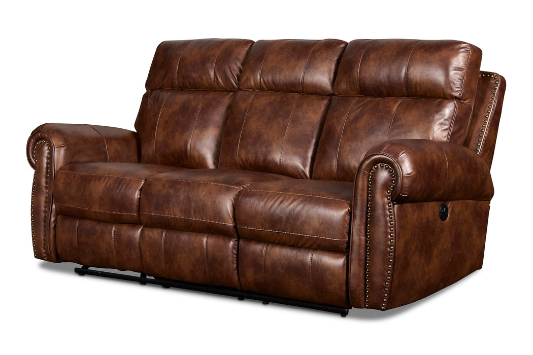 New Classic Furniture | Living Recliner Power 2 Piece Set in Pennsylvania 6142