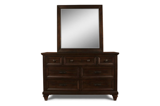 New Classic Furniture | Youth Bedroom Dresser & Mirror in Winchester, Virginia 062