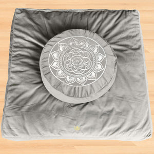 Meditation Cushion & Mat Set - Florensi
