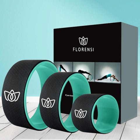Yoga Wheel (3-PACK) - Florensi