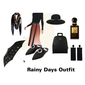 RAINY DAYS_FALL LOOK