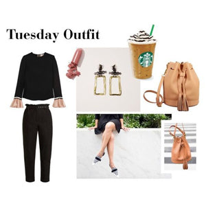 TUESDAY OFFICE OUTFIT