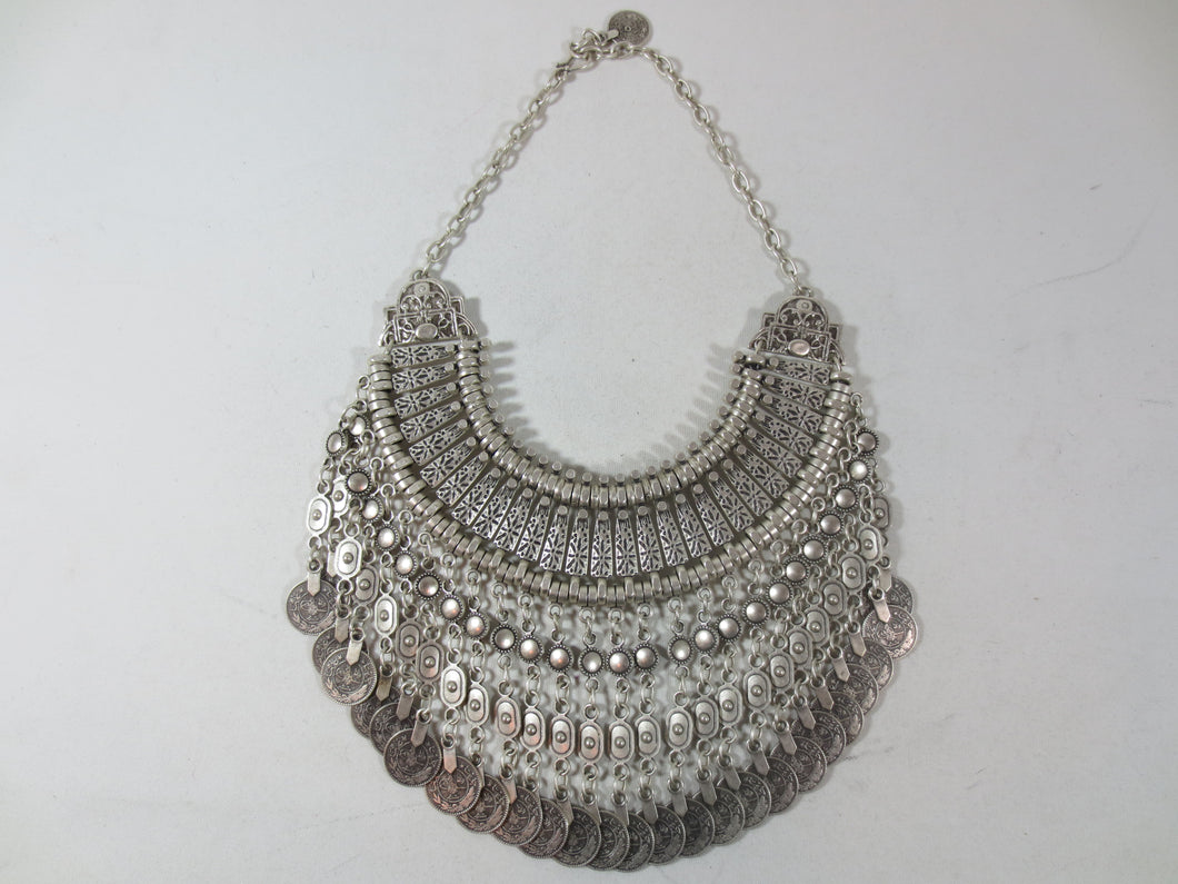 Pewter Necklace - TMRW STUDIO