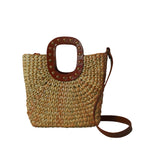 ANTONELLA STRAW BAG