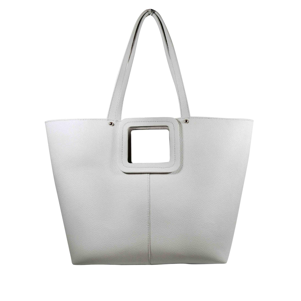 THOMAS Large Square Point Tote Bag - TMRW STUDIO