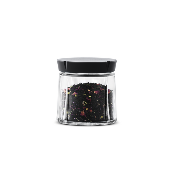 Grand Cru Glass Storage Jar 0.5 Qt.