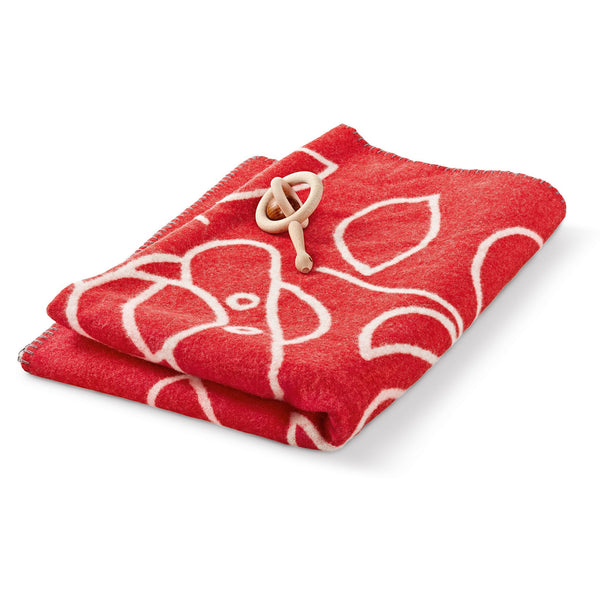 Kay Bojesen Blanket - Red