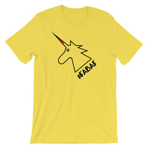 #FABAF - Unicorn T - Yellow