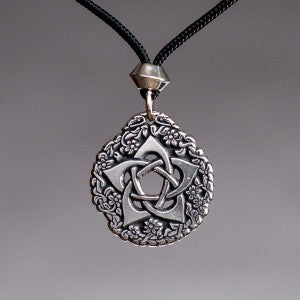 Pentacle of the Goddess Small