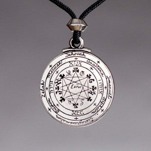 Pentacle of Solomon